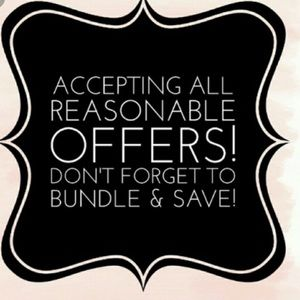DEALS FOR YOU‼️‼️ open to most offers😊